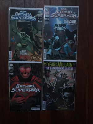 DC Comics Batman/Superman Complete Arc for Sale in Richmond, CA