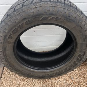 4 Toyo Open Country A/T II Tires 35x12.50R20 for Sale in Mesa, AZ