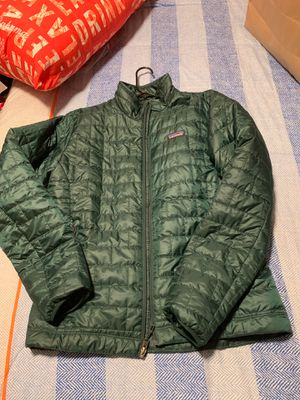 Like New Patagonia Nano Puff Jacket -Medium for Sale in San Jose, CA
