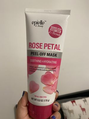 like new epielle rose petal peel off face mask for Sale in Sacramento, CA