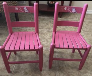 2 KIDS CHAIRS for Sale in Cape Coral, FL