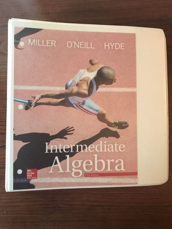 Intermediate Algebra College Textbook ( With Online Access Code)