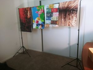 Background stand for Sale in Santa Ana, CA