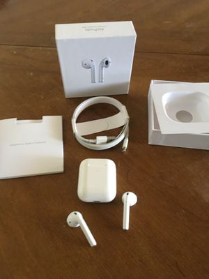 Brand new AirPods for you! 2gen ! for Sale in Scottsdale, AZ