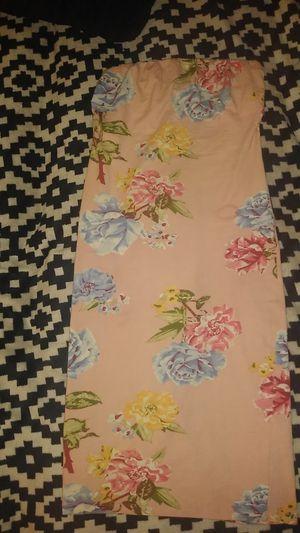 Stretchy pink blue flower Derek Heart sundress for Sale in Mesa, AZ