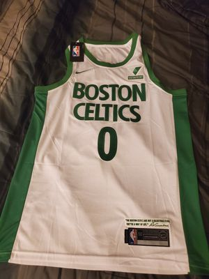 Celtics Tatum jerseys $60 lg xl 2x for Sale in Pomona, CA
