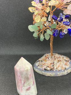 Mini Lepidolite Point for Sale in La Palma,  CA