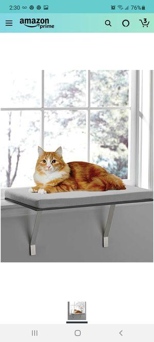Deluxe Pet Cat Window Seat Perch for Sale in Las Vegas, NV