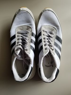 Adidas men's size 10 tennis shoes for Sale in Houston, TX