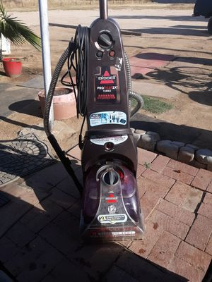 BISSELL PROHEAT 2X TURBO WITH BUILT IN HEATER for Sale in Moreno Valley, CA