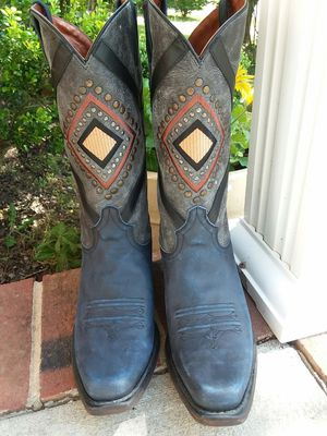 Redneck Riviera Cowboy Boots Size 10 Men for Sale in Raleigh, NC