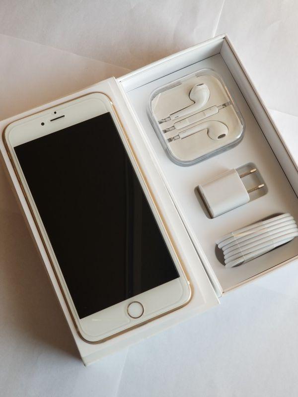 iPhone 6 Plus, Factory Unlocked