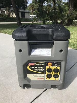 Coleman Powermate generator for Sale in Vero Beach, FL