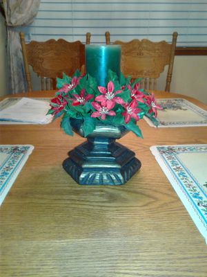 Beautiful Candle Holder for Sale in Puyallup, WA