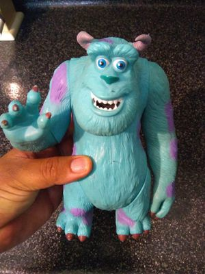 Vintage monsters inc figure for Sale in Industry, CA
