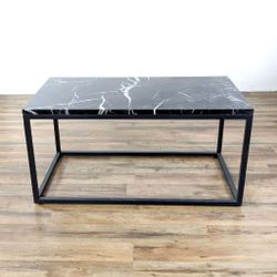 Black Grande Marble Coffee Table (1035147) for Sale in South San Francisco,  CA