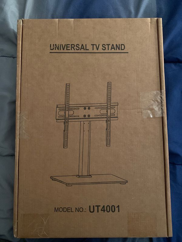 Univeral tv stand