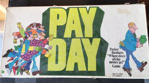 Payday Board Game By: Parker Brothers 1980's for Sale in Forest Lake, MN