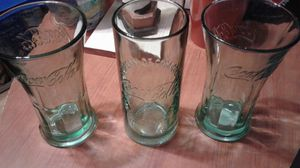 3 collectible glass for Sale in Houston, TX