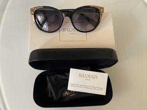Balmain brand new sunglasses cat eye. Made in France for Sale in New York, NY