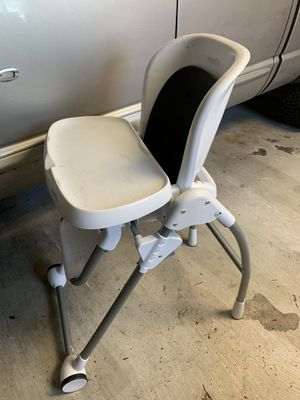 Evenflo High Chair including booster seat for Sale in Schiller Park, IL