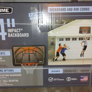 "44"" Lifetime Basketball Hoop for Sale in Phoenix, AZ"