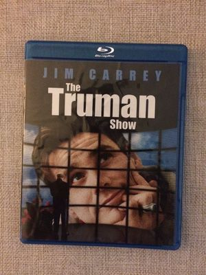The Truman Show Blu Ray Only for Sale in Tampa, FL