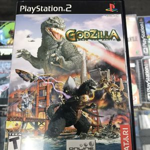 Godzilla Save The World Ps2 $65 Gamehogs 11am-7pm for Sale in Commerce, CA