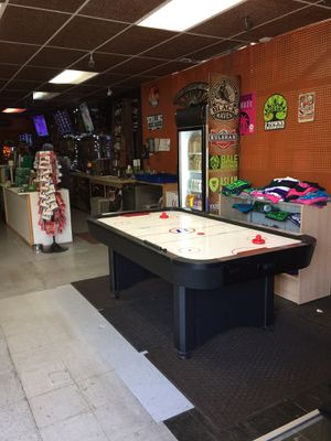 Air hockey table very good condition! for Sale in Seattle, WA