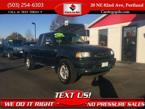 2001 Mazda B-Series 2WD Truck for Sale in Portland, OR