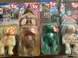 1999 Ty beanie babies new in box $15 for Sale in Taylor, TX