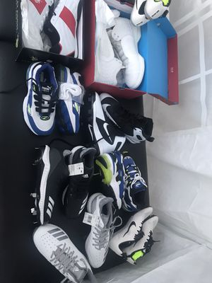 All Shoes New $20-$25 Nike , Puma , Adidas, Fila , Polo for Sale in National City, CA