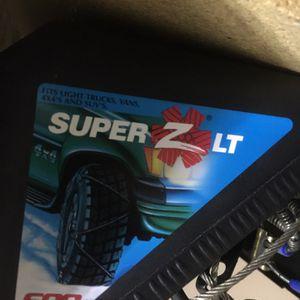Super Z LT Tire Chains SUV/Truck for Sale in Vancouver, WA