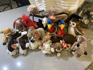 Beanie babies for Sale in Long Beach, CA