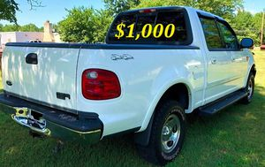 $1,000 I'm the first owner and i want to sell my 2002 Ford F-150 XLT POWER FULL for Sale in Sacramento, CA