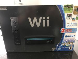 Nintendo Wii system for Sale in Detroit, MI