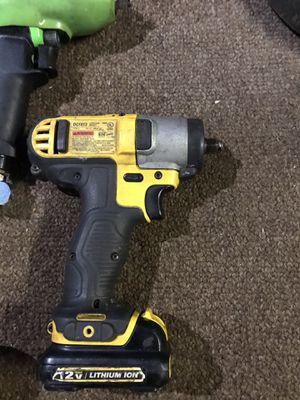 Dewalt impact driver and drill for Sale in Rensselaer, NY