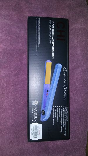 Chi hair styling straightener for Sale in Henderson, NV