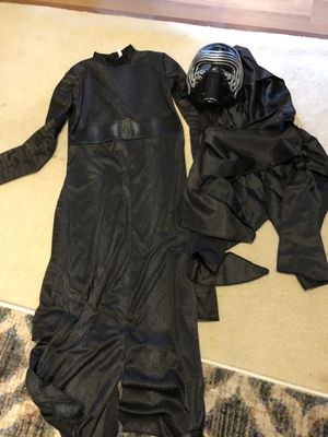 Star Wars Kylo Ren costume child size 12 for Sale in Vancouver, WA