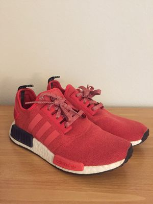 Adidas NMDs Boost Red / Men's for Sale in Houston, TX