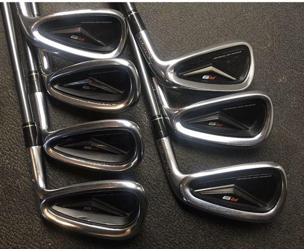 Taylormade R9 iron set 5- PW + wedge