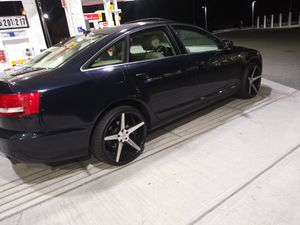 08 audi a6 S-line 183k NO LIGHTS. RUNS GREAT for Sale in Springfield, MA