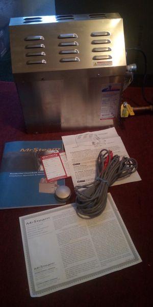 Mr Steam Shower Generator MS150 for Sale in Salt Lake City, UT