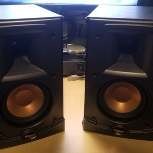 Klipsch RB-10 Bookshelf Speakers for Sale in Kent, WA
