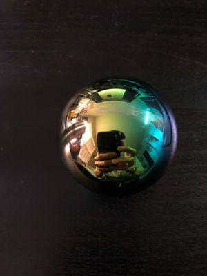 BLOX 490 Spherical NEO Chrome Shift Knob 10x1.25mm Evo X for Sale in Falls Church, VA