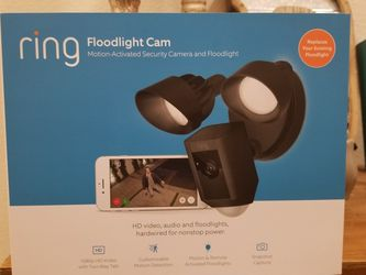 Ring Floodlight Cam for Sale in Nampa,  ID