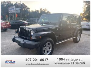2012 Jeep Wrangler for Sale in Kissimmee, FL