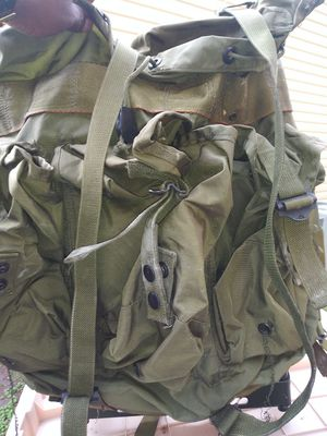 Out door hikeing backpack use in great condition for Sale in Burlington, NC
