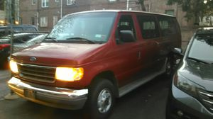 1997 Ford 350 very low miles only 20.000 handycap van for Sale in Queens, NY