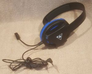 *MAKES A GR8 GIFT*LIKE NEW TURTLE BEACH RECON CHAT GAMING HEADSET for Sale in Tucson, AZ